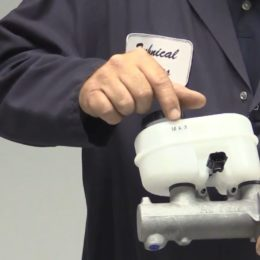 Video: The Dangers of Overfilling Your Brake Master Cylinder