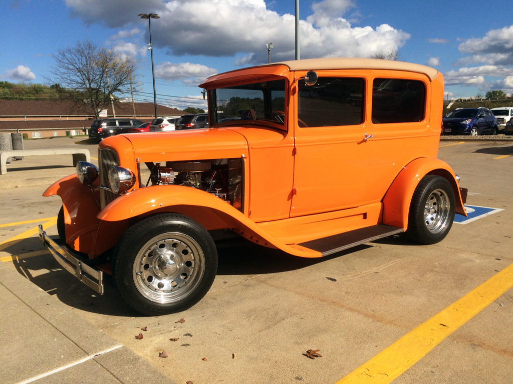 1931-Ford-Model-A-with-Chevy-350-front-driver-side