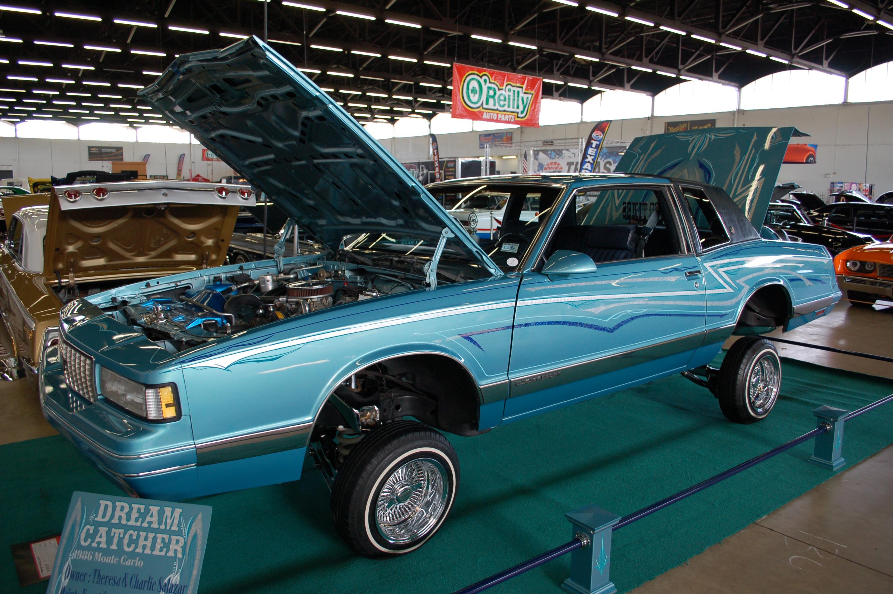 Dallas-AutoRama-Chevy-Monte-Carlo-Lowrider