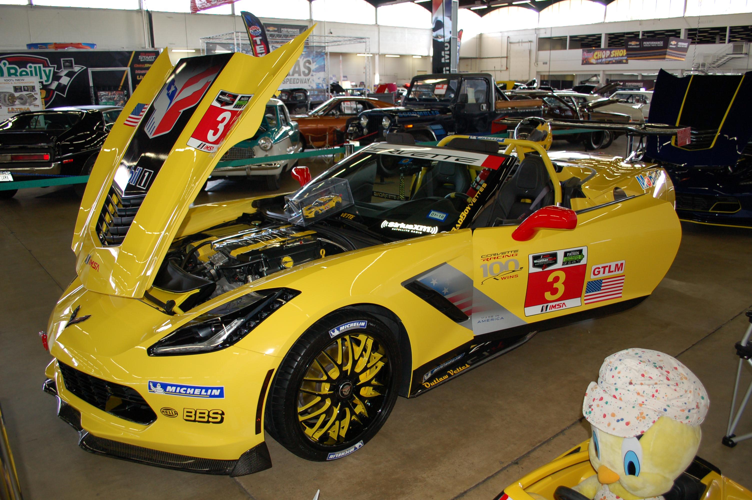 Dallas-AutoRama-Corvette-X7-Race-Car