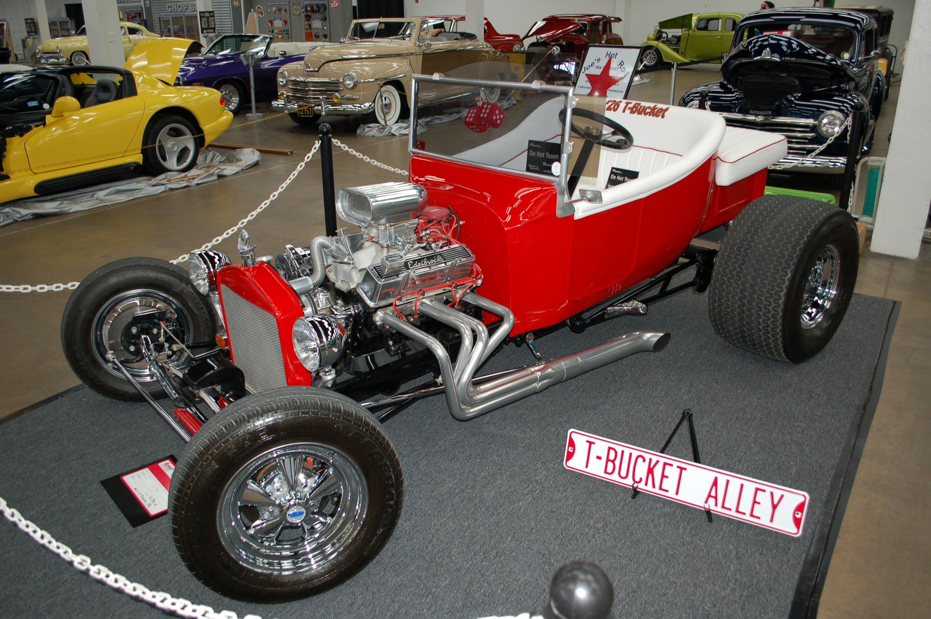 Dallas-AutoRama-Ford-T-Bucket