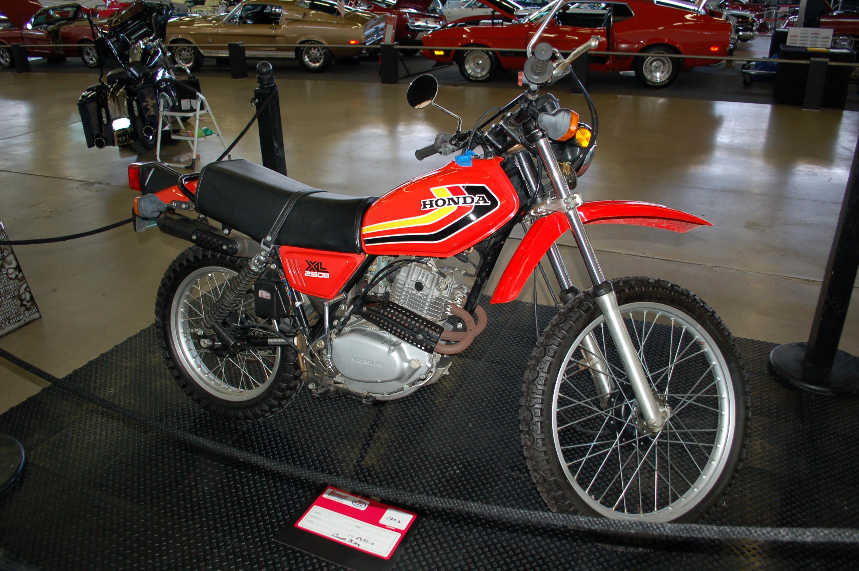 Dallas-AutoRama-Honda-XL-250