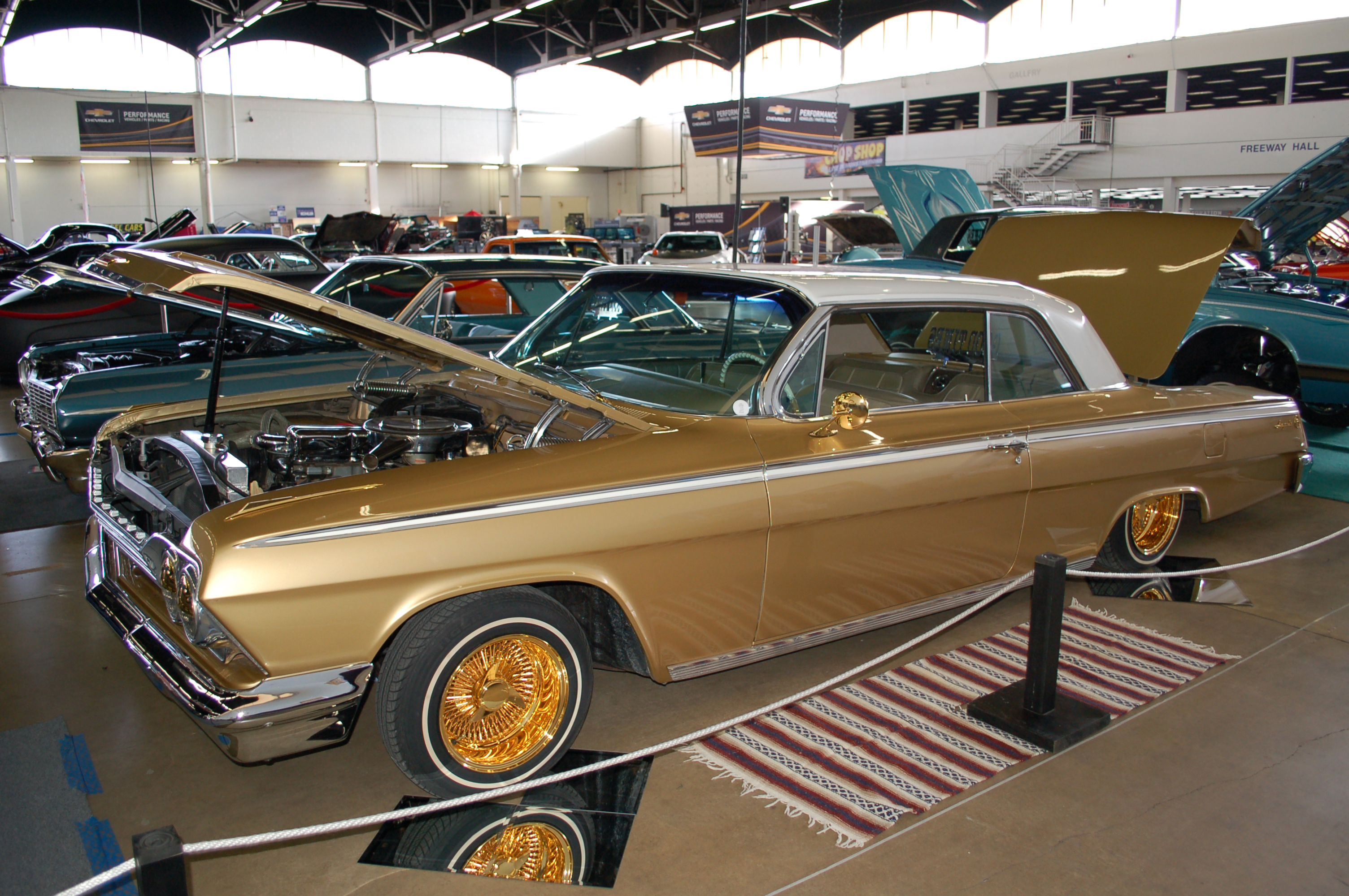 Photo Gallery Dallas AutoRama OnAllCylinders - Lowrider car show dallas