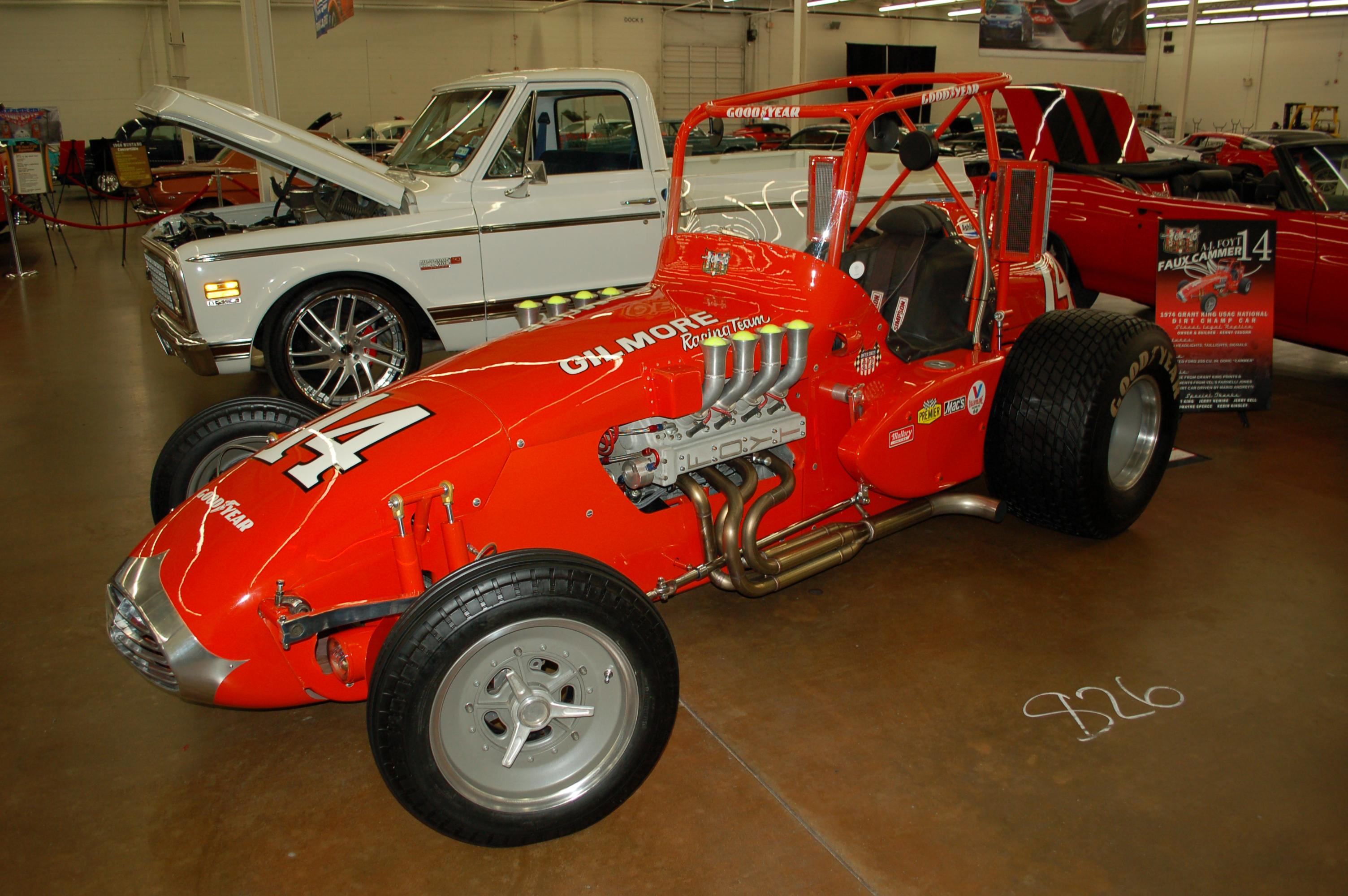 Dallas-AutoRama-Midget-Racer