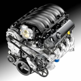 L83 EcoTec3 5.3L engine