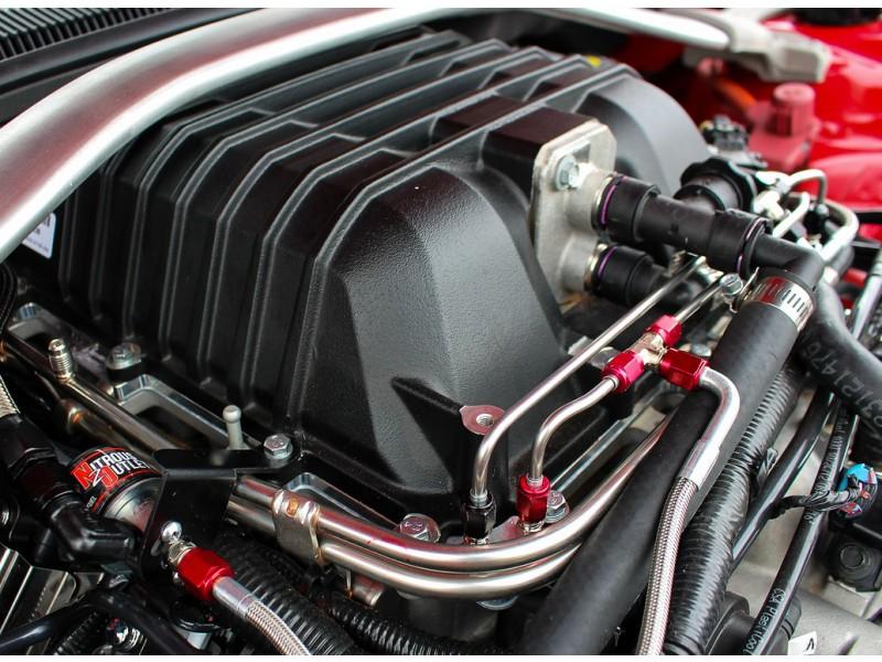 LSA supercharger blower