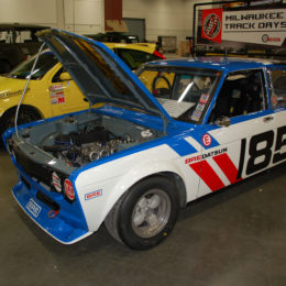 Milwaukee-World-of-Wheels-Datsun-510-Race-Car