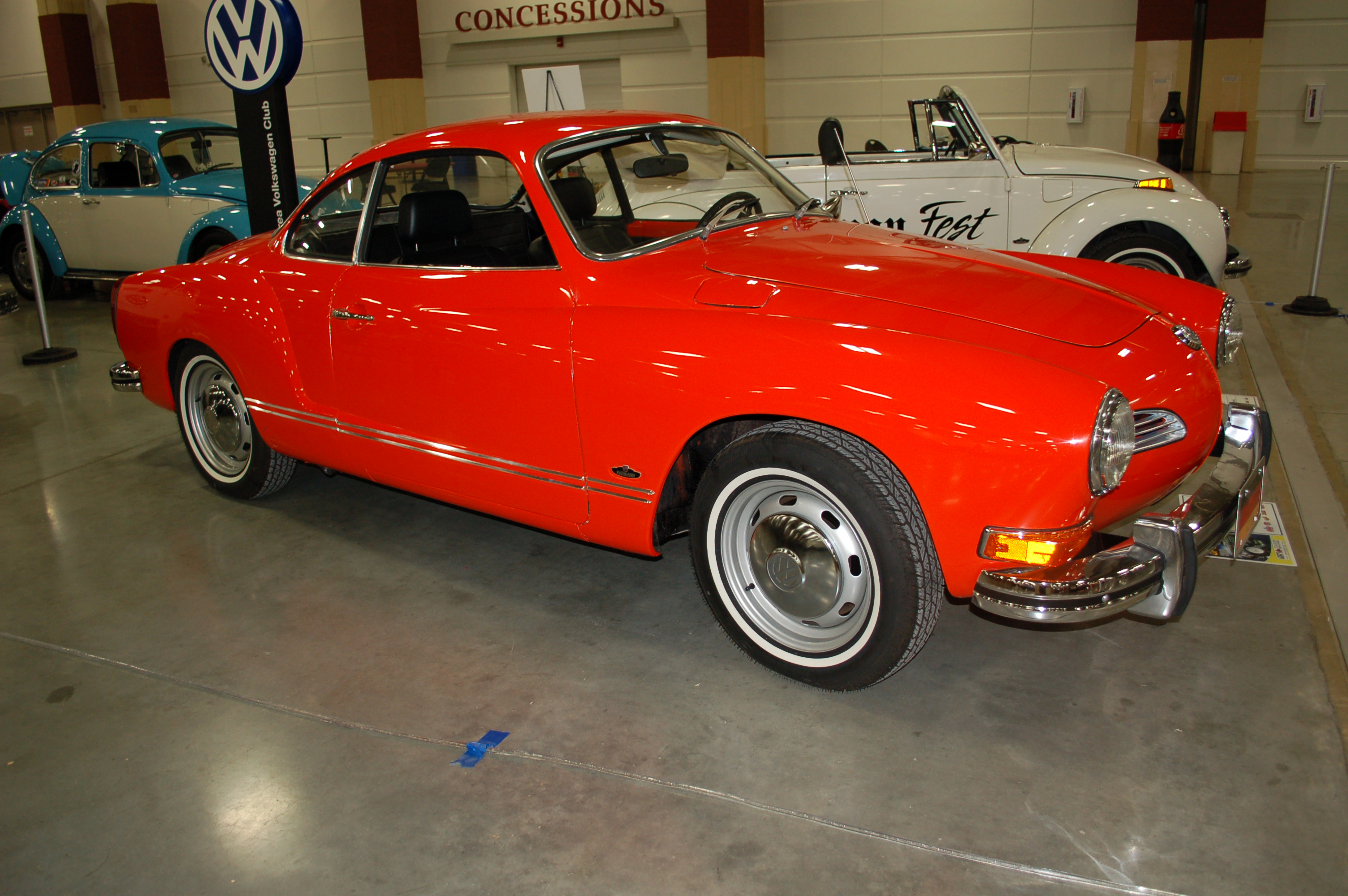 Milwaukee-World-of-Wheels-Karmann-Ghia