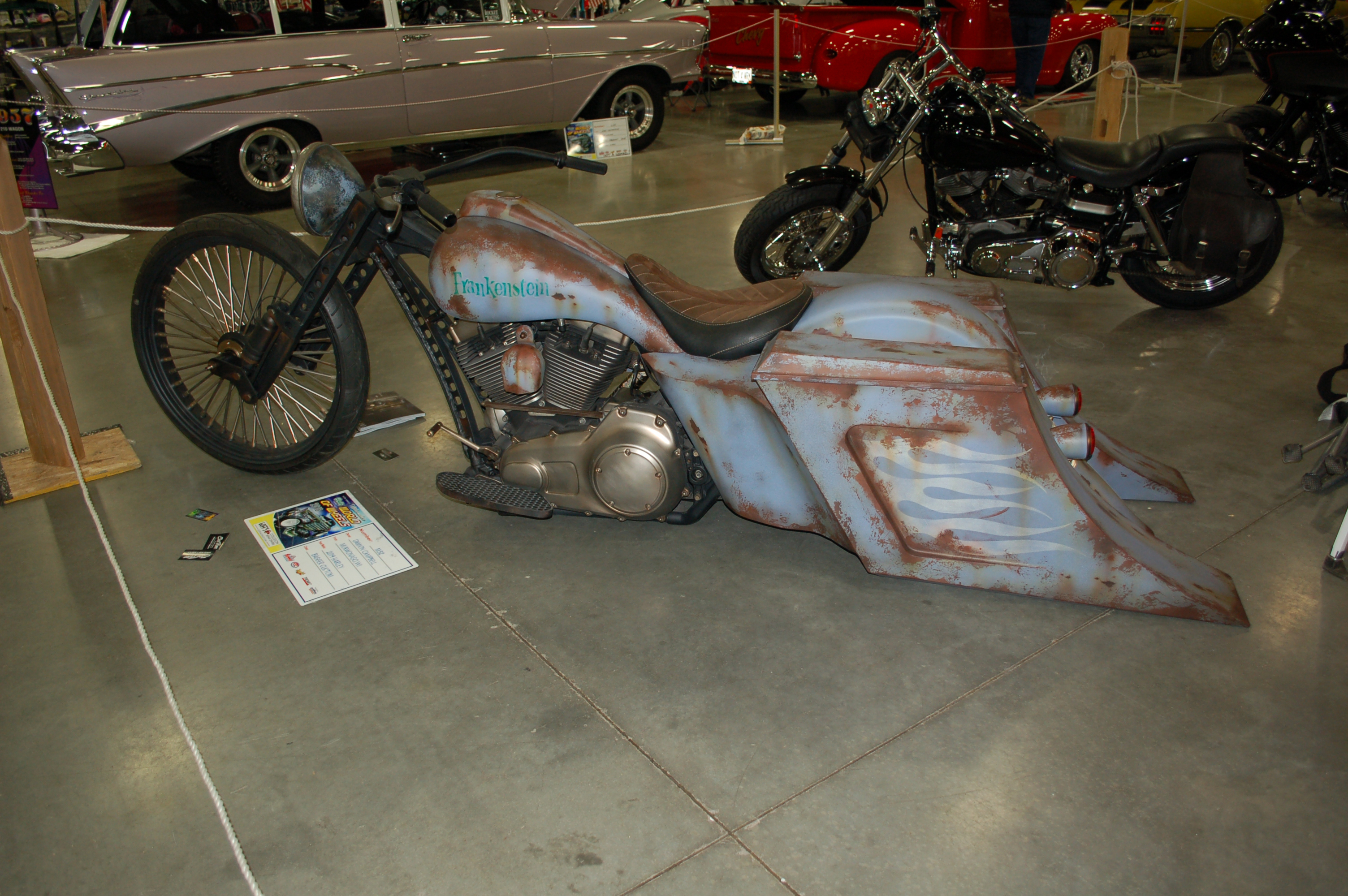 Milwaukee-World-of-Wheels-Rat-Bike-Bagger