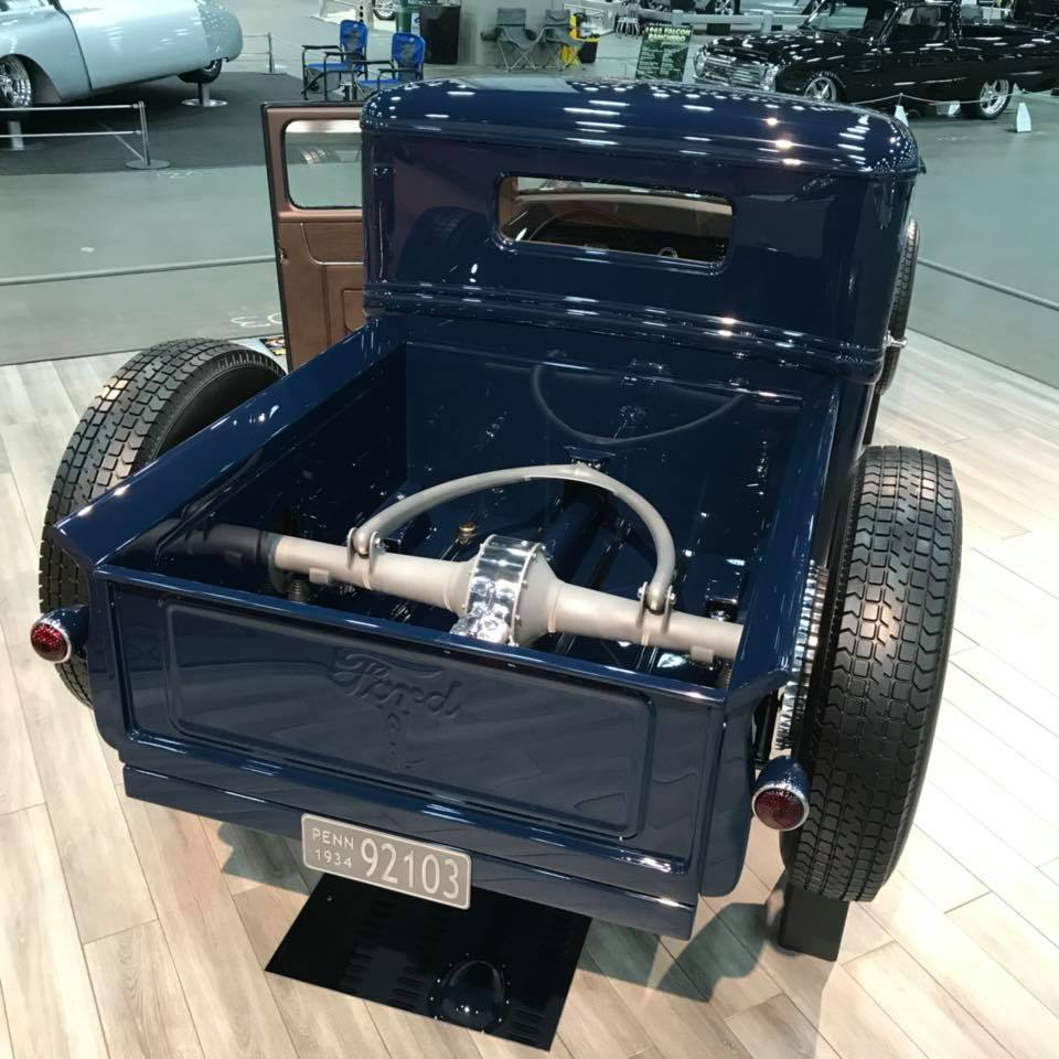 1934 Ford Pickup - Great 8 finalist-2