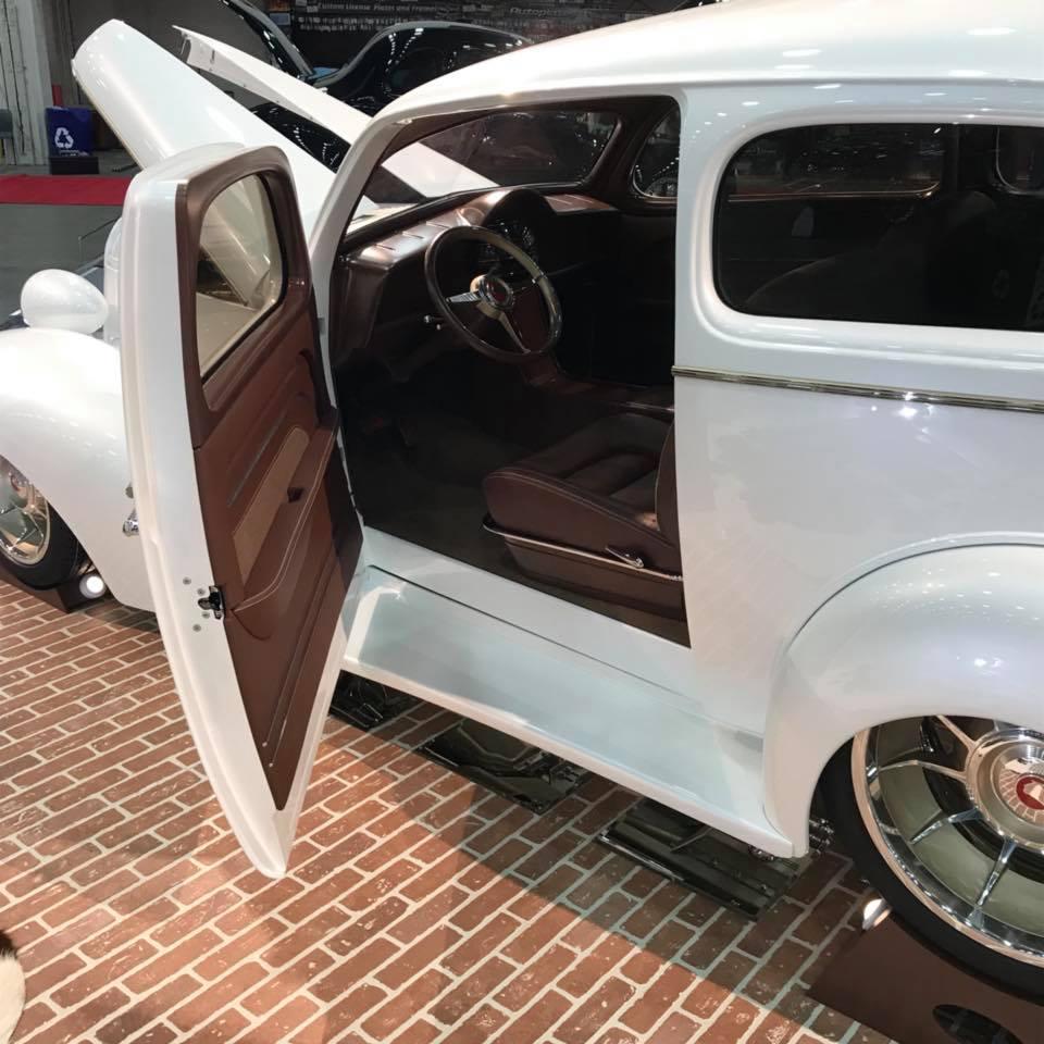 1936 Pontiac Sedan - Great 8 finalist-2