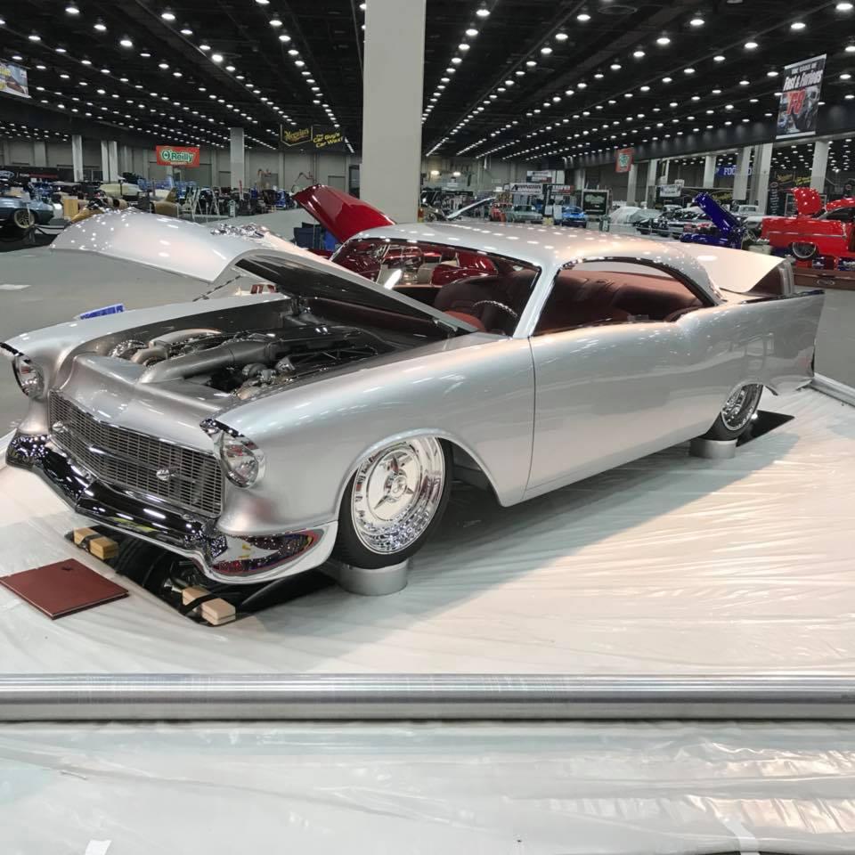 1957 Chevy - Great 8 finalist