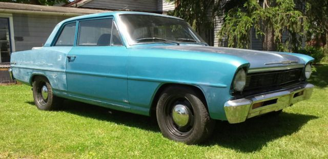 Ask Away  With Jeff Smith  Fixing A Dangerous Front-wheel Shake In A  U0026 39 66 Chevy Ii