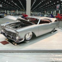 1957 Chevy 150 Hardtop Wins 2018 Ridler Award!