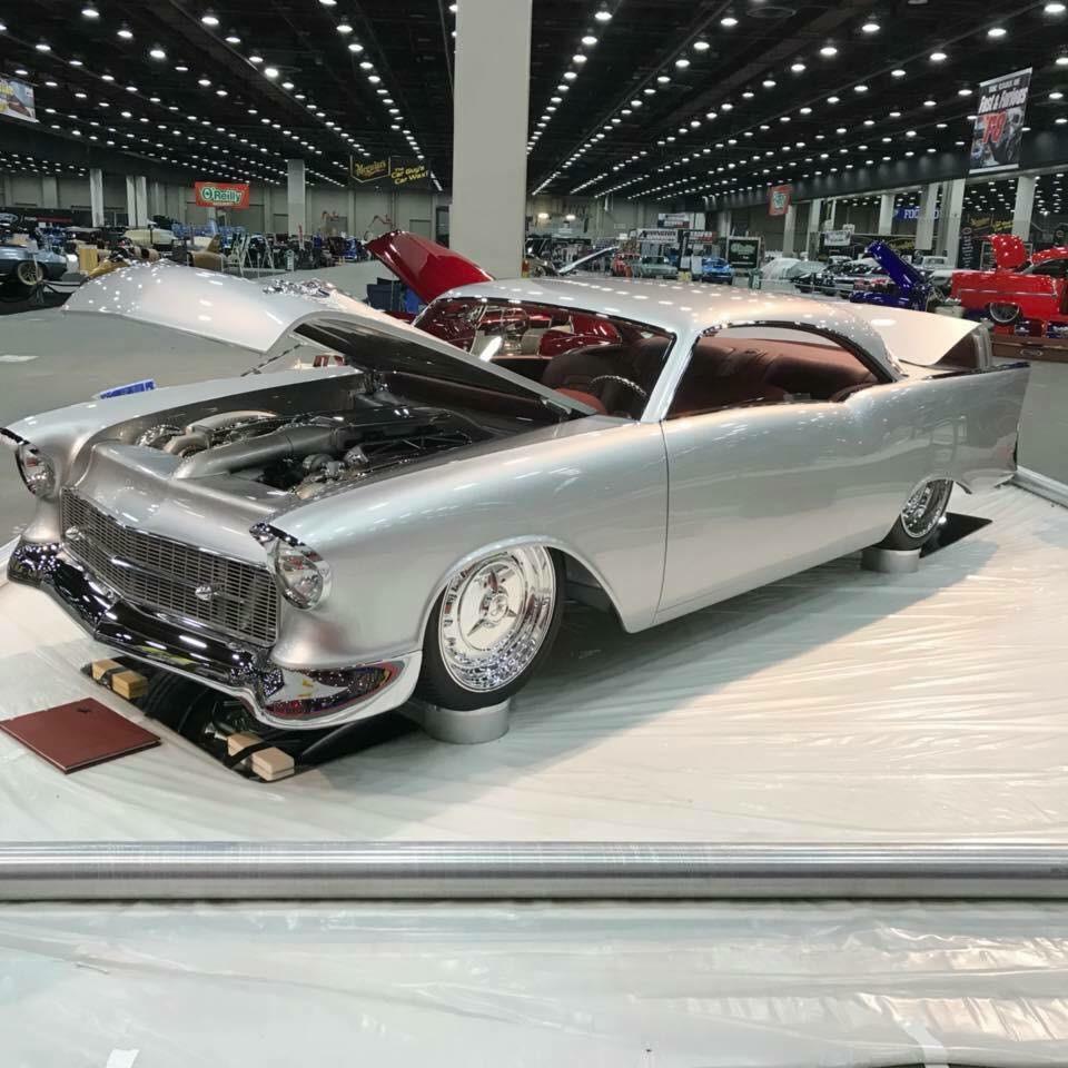 2018 Ridler Award 1957 Chevy 150 Hardtop