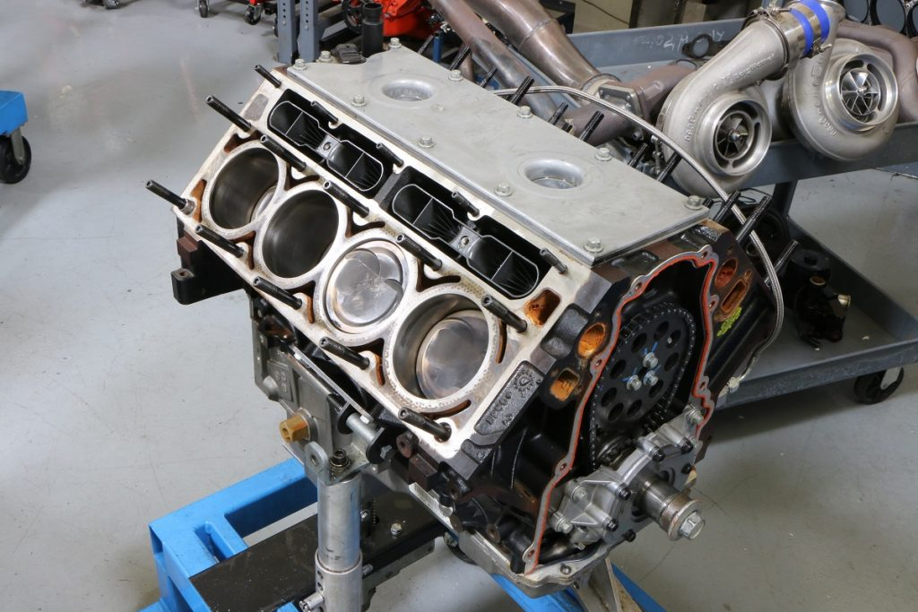 GM LM7 engine