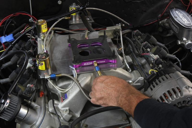 ZEX nitrous plate system kit image by Power & Performance News