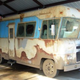 Cousin Eddie's RV