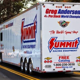 An ELD isn't just for the professional teams--the law may require one for your trailer, too. (Image/Pinterest)
