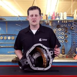Video: How to Read Ring & Pinion Gear Teeth Contact Patterns