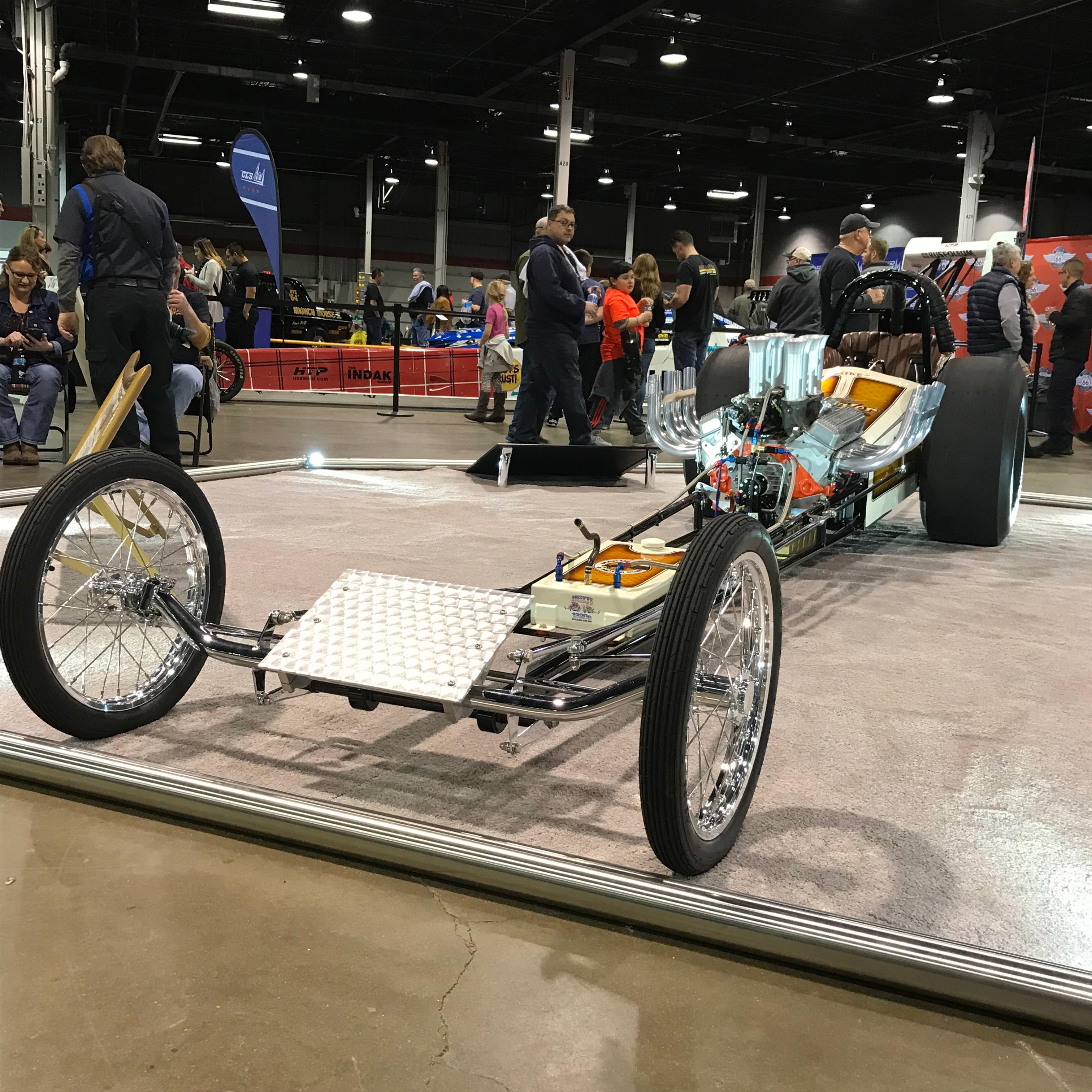 Photo Gallery: Chicago World of Wheels 2018 - OnAllCylinders