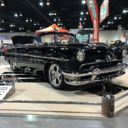 1954 Mercury - 2018 Omaha World of Wheels