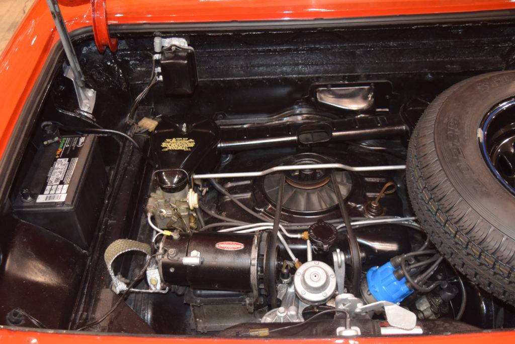 Piston-Powered-Auto-Rama-Corvair-Engine