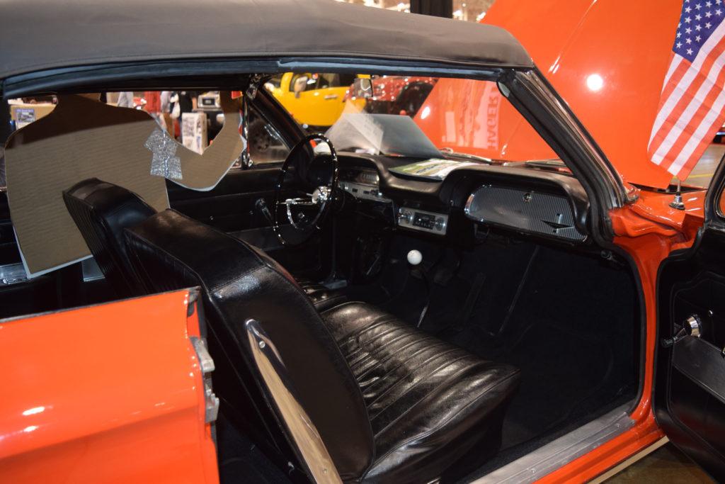 Piston-Powered-Auto-Rama-Corvair-Interior