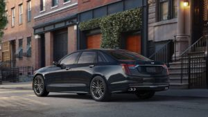 2019 Cadillac CTS with new twin-turbo V8