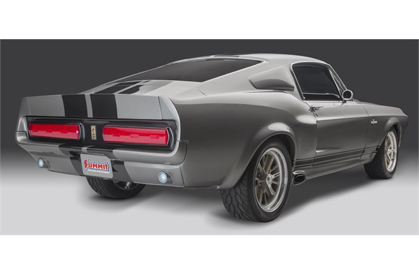 1968 Ford Mustang Eleanor tribute