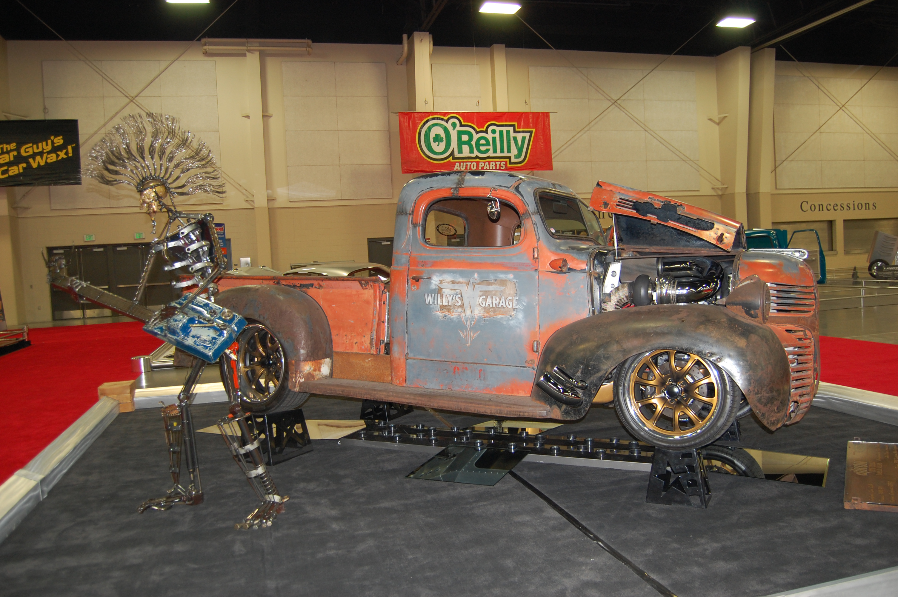 Salt Lake Autorama Car Show