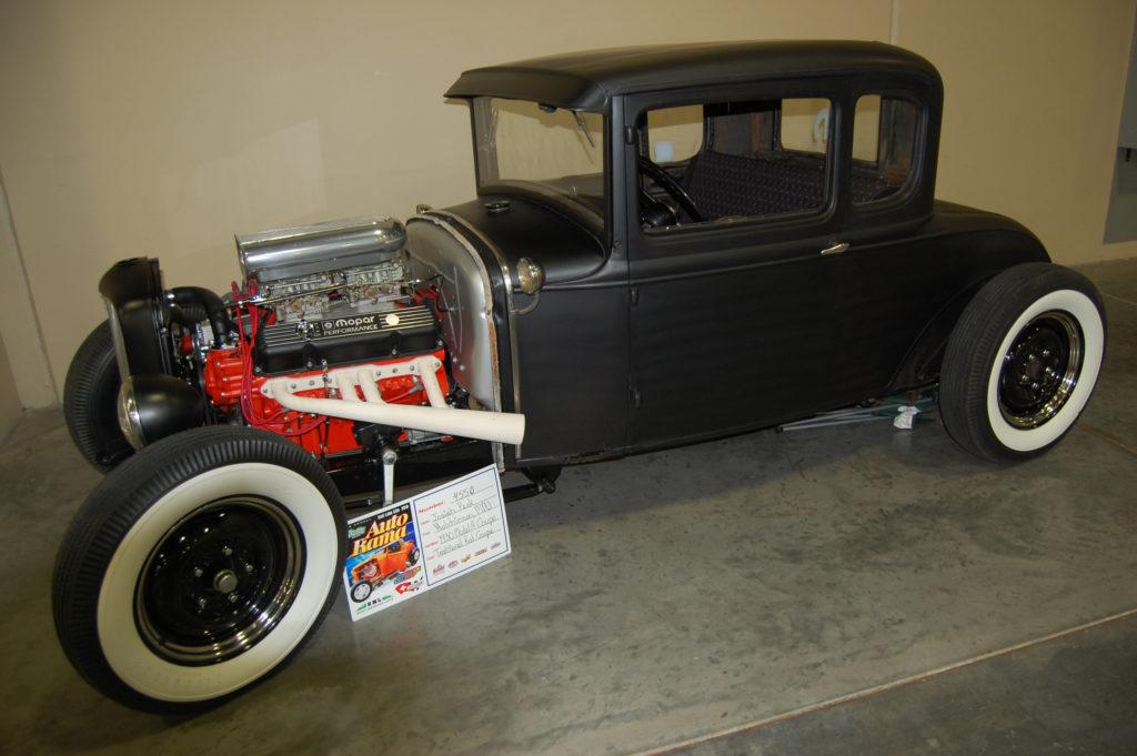 SLC-Car-Show-Ford-Model-A-Hot-Rod