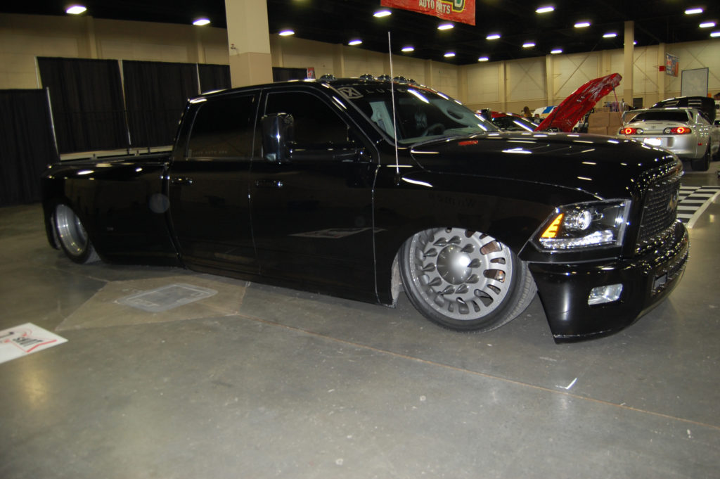 SLC-Car-Show-Lowered-Chevy-Silverado