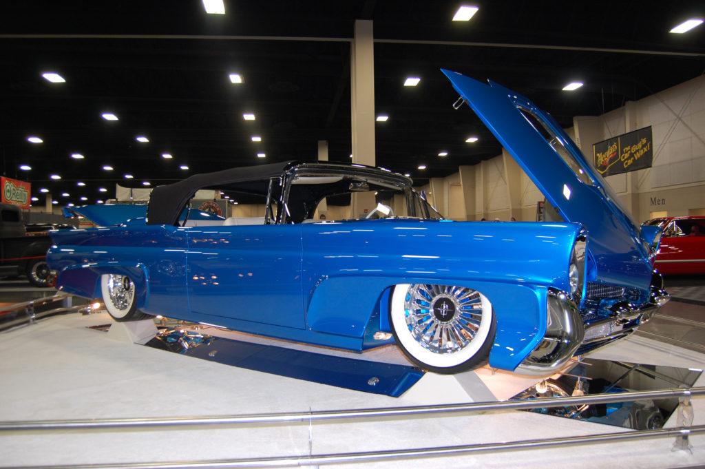 SLC-Car-Show-Lowered-Custom-Hot-Rod-Convertible