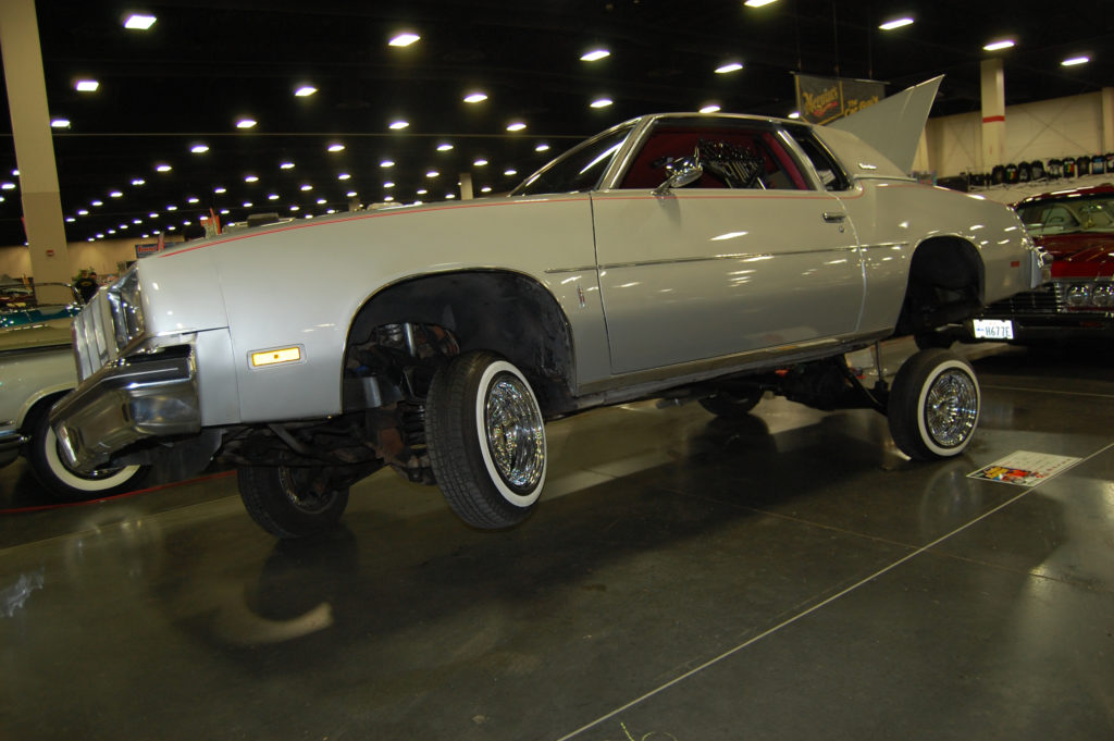 SLC-Car-Show-Olds-Lowrider-Coupe