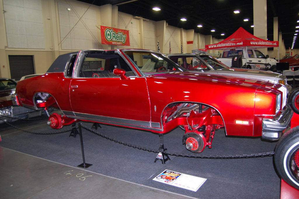 SLC-Car-Show-Oldsmobile-Lowrider-Coupe