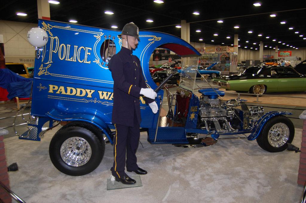 SLC-Car-Show-Police-Car-Hot-Rod