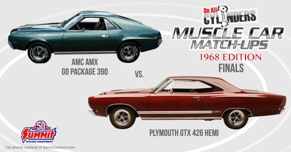 AMX vs. GTX