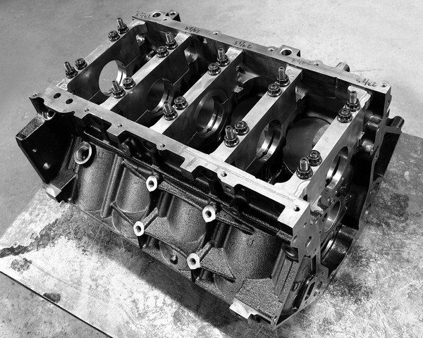 6.0L iron block
