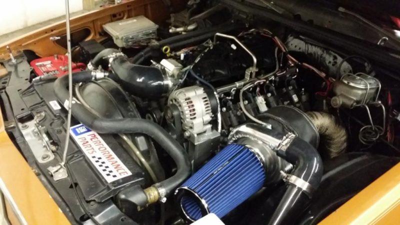 LY6 turbocharged