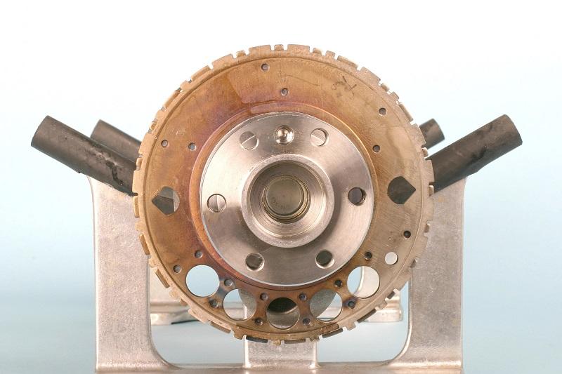 R on Crankshaft Position Sensor In Operation
