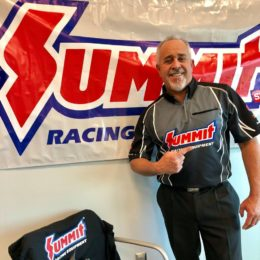 Summit Racing Returns to NHRA Pro Mod With Sponsorship of Keith Haney