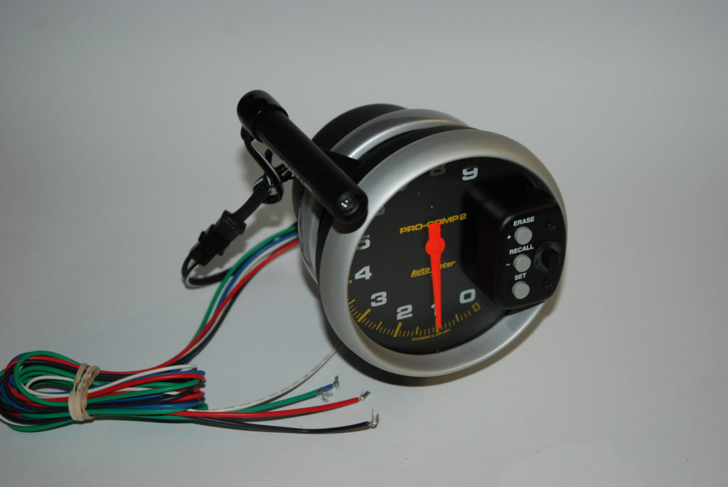 Shifty Business  How To Install A Shift-light Tach