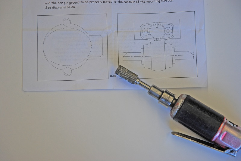 strange engineering adjustable shock absorber install diagram