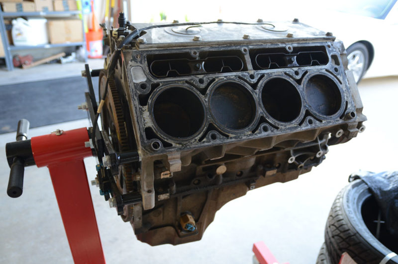L33 engine block