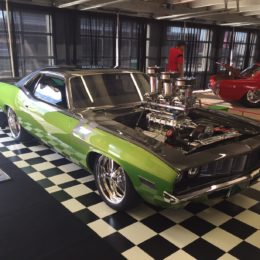 Atlanta Motorama Gallery: 10 Cars that Caught Our Eyes in the Show Car Garage