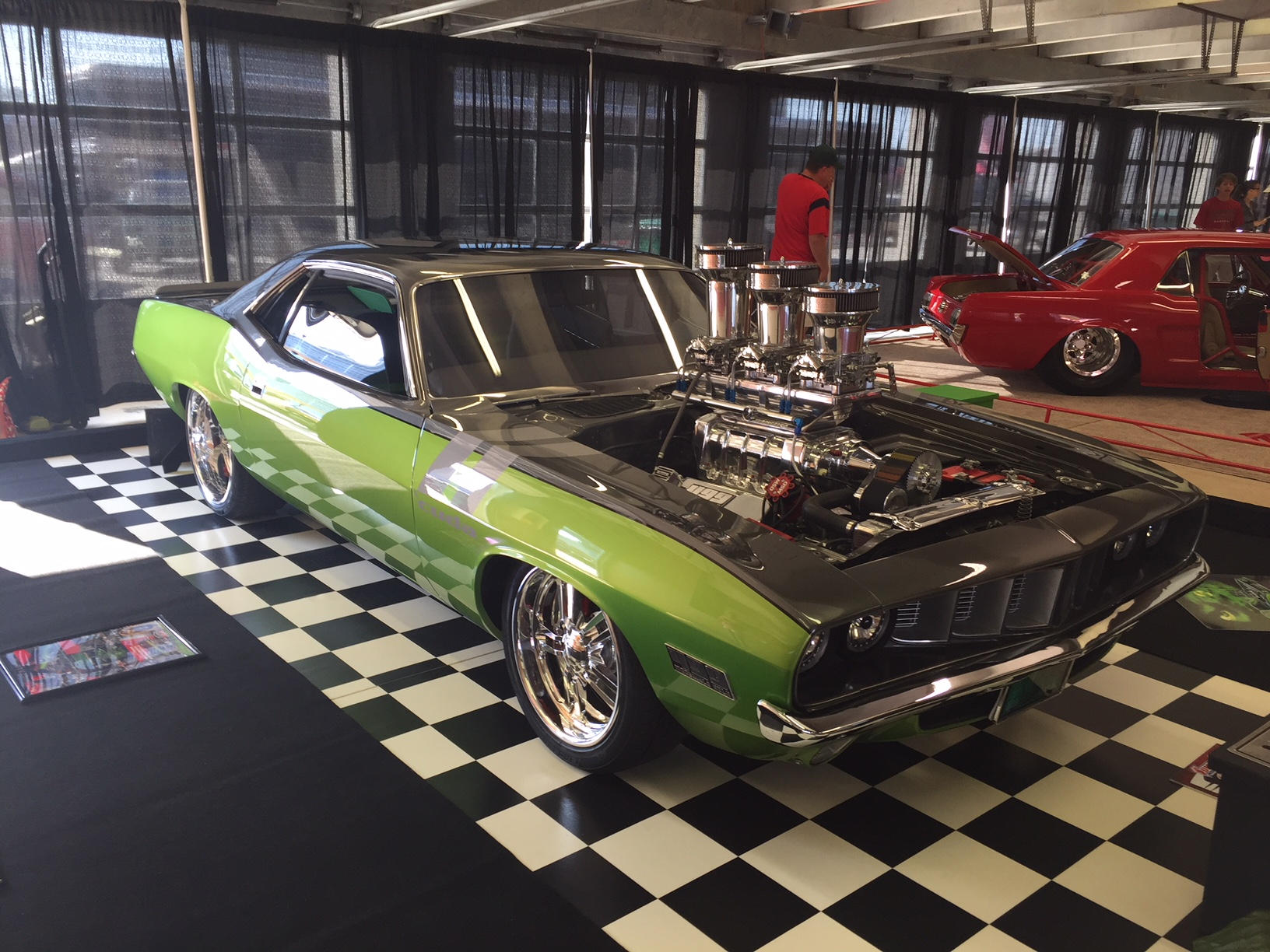 Chevy Muscle Cars >> Atlanta Motorama Gallery: 10 Cars that Caught Our Eyes in the Show Car Garage - OnAllCylinders