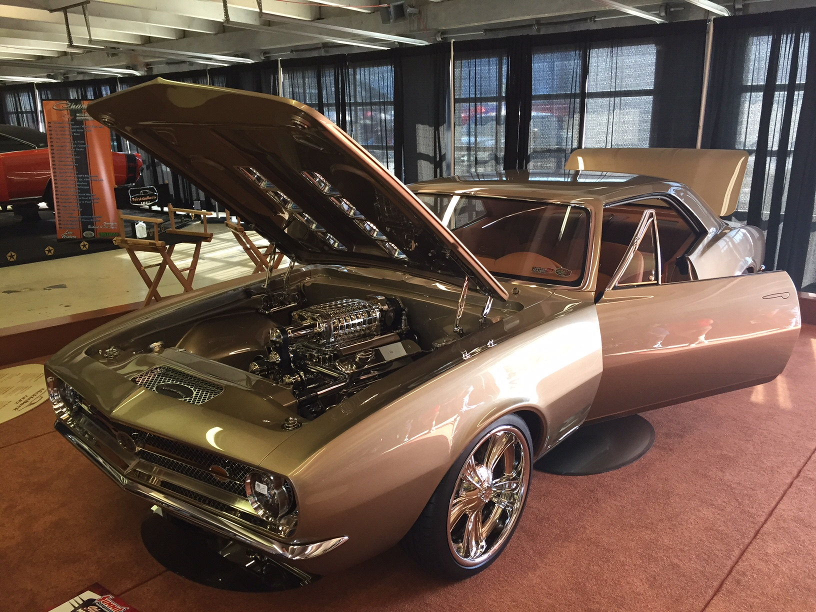 Atlanta Motorama Gallery Cars That Caught Our Eyes In The Show - Show car garage
