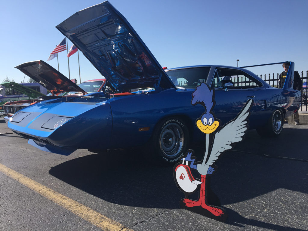 Atlanta-Motorama-Plymouth-Road-Runner-Superbird