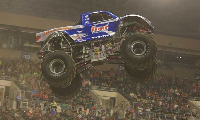 BIGFOOT® Wins 2018 Toughest Monster Truck Tour Championship